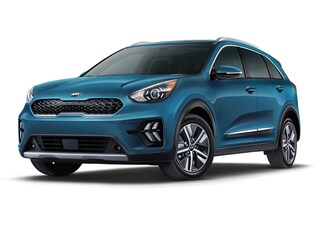 New 2020 Kia Niro Plug-In Hybrid LXS SUV for sale in Yorkville near Syracuse, NY