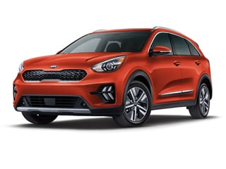 2020 Kia Niro SUV Solar Orange