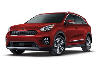 New 2020 Kia Niro LX SUV KNDCB3LCXL5436246 in Redding, CA