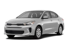 New 2020 Kia Rio LX Sedan For Sale in Anchorage, AK