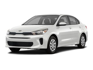 New 2020 Kia Rio S Sedan 3KPA24AD7LE312335 in Redding, CA