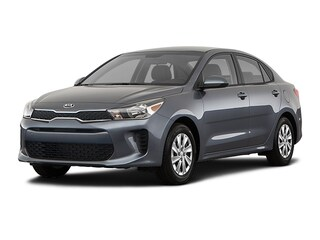 New 2020 Kia Rio S Sedan 3KPA24AD3LE318472 in Redding, CA