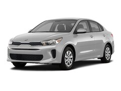 2020 Kia Rio S Sedan Front-wheel Drive