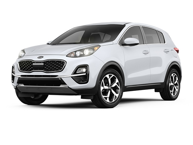 2020 Kia Sportage SUV Digital Showroom