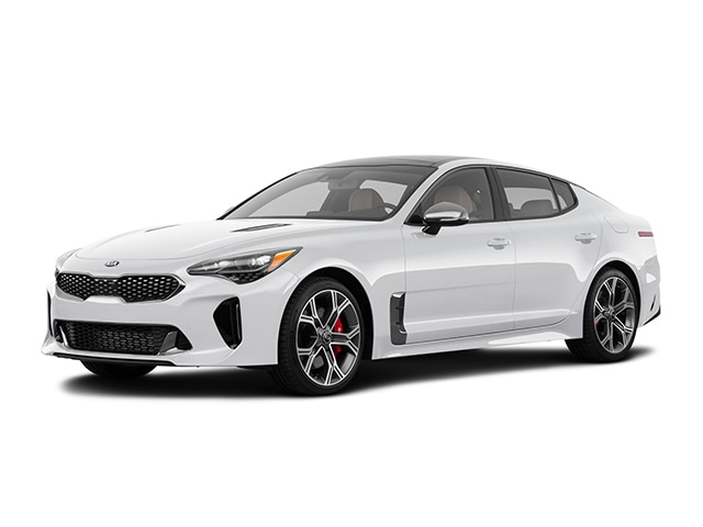 2020 Kia Stinger Not Specified