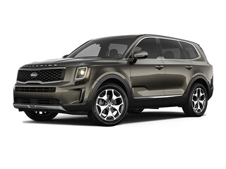New 2020 Kia Telluride EX Telluride EX FWD 3.8L w/Premium Pckg & Cap. Chairs KU0357 for Sale in Wilmington, DE, at Kia of Wilmington