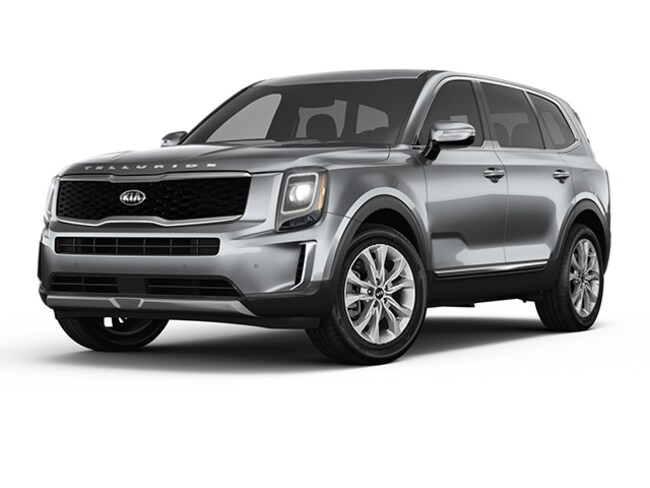 New 2020 Kia Telluride LX SUV for sale in Deland, FL