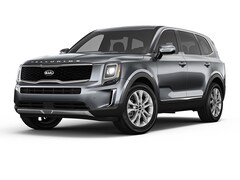 New 2020 Kia Telluride LX SUV for Sale near Chicago at World Kia Joliet