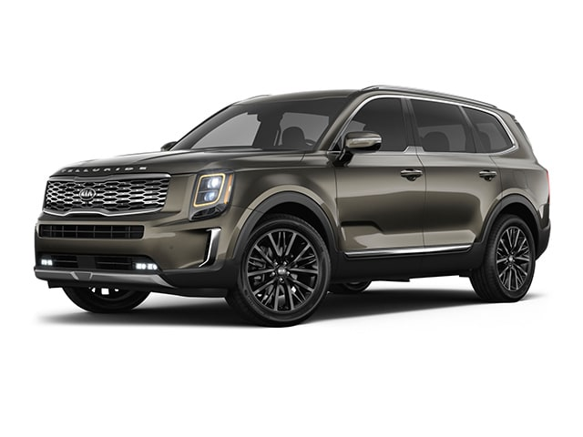 New 2020 Kia Telluride Dark Moss For Sale/Lease Cathedral City CA | VIN#  5XYP54HCXLG026688