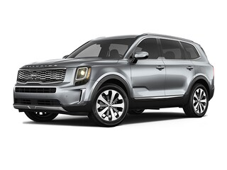 New 2020 Kia Telluride S SUV 5XYP6DHC1LG006326 in Bend, OR