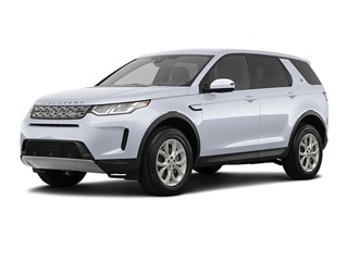 2020 Land Rover Discovery Sport SUV Yulong White Metallic