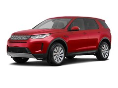 Certified Pre-Owned 2020 Land Rover Discovery Sport SE SUV for sale in Glenwood Springs, CO