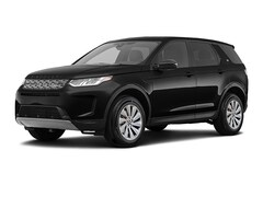 Used 2020 Land Rover Discovery Sport SE SUV Boston Massachusetts
