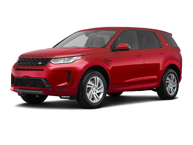 Pre-Owned 2020 Land Rover Discovery Sport S R-Dynamic S R-Dynamic 4WD Williamsville, NY
