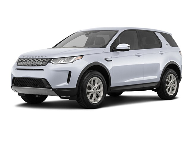 New 2020 Land Rover Discovery Sport S SUV in Troy, MI
