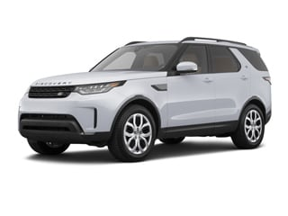 2020 Land Rover Discovery SUV Yulong White Metallic