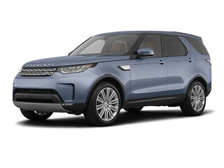 New 2020 Land Rover Discovery HSE Luxury SUV in Bedford, NH