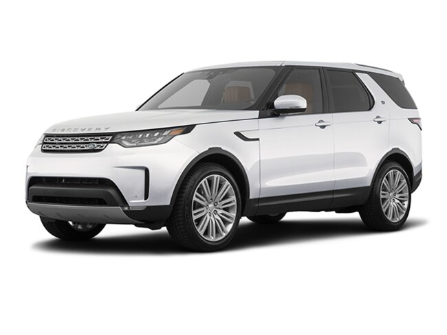 New 2020 Land Rover Discovery HSE Luxury SUV for sale in Houston, TX
