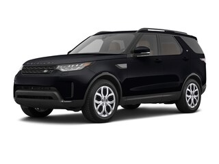 New 2020 Land Rover Discovery SE SUV in Bedford, NH