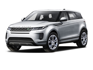 2020 Land Rover Range Rover Evoque SUV Yulong White Metallic