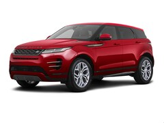 New 2020 Land Rover Range Rover Evoque R-Dynamic SE SUV for sale in Crown Point IL