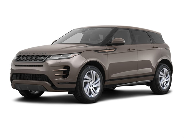 2020 Land Rover Range Rover Evoque R-Dynamic S Sport Utility