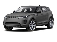 New 2020 Land Rover Range Rover Evoque SE SUV in Macomb, MI