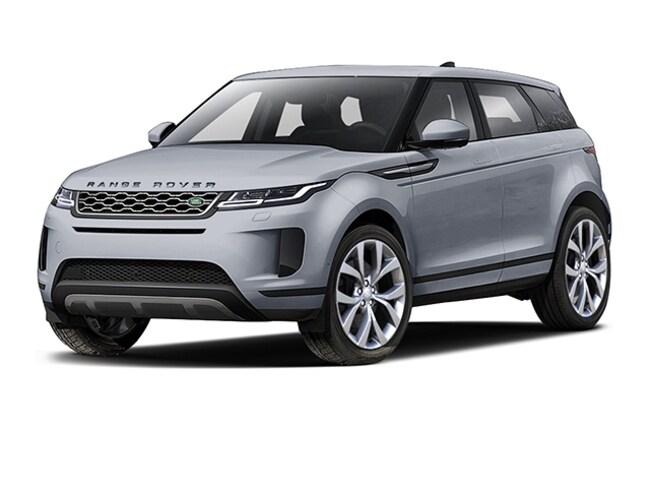 New 2020 Land Rover Range Rover Evoque SE Sport Utility in Thousand Oaks, CA