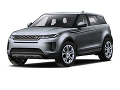 New 2020 Land Rover Range Rover Evoque S SUV for sale in Peoria, IL at Jaguar Land Rover Peoria
