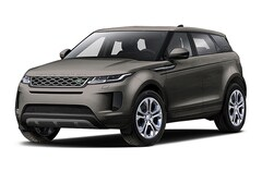 new 2020 Land Rover Range Rover Evoque S SUV for sale in Columbia, SC