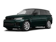 2020 Land Rover Range Rover Sport 5.0L V8 Supercharged Autobiography SUV