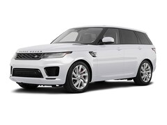 new 2020 Land Rover Range Rover Sport HSE Dynamic SUV near Savannah