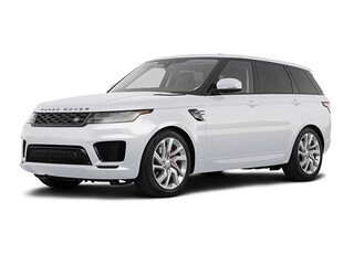 New 2020 Land Rover Range Rover Sport HSE Dynamic in Bedford, NH