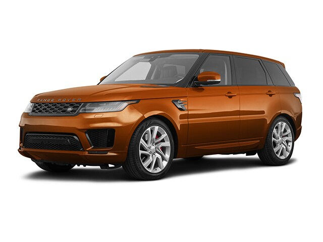 2020 Land Rover Range Rover Sport V8 Supercharged HSE Dynamic suv