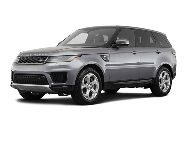 New 2020 Land Rover Range Rover Sport HSE SUV in Troy, MI