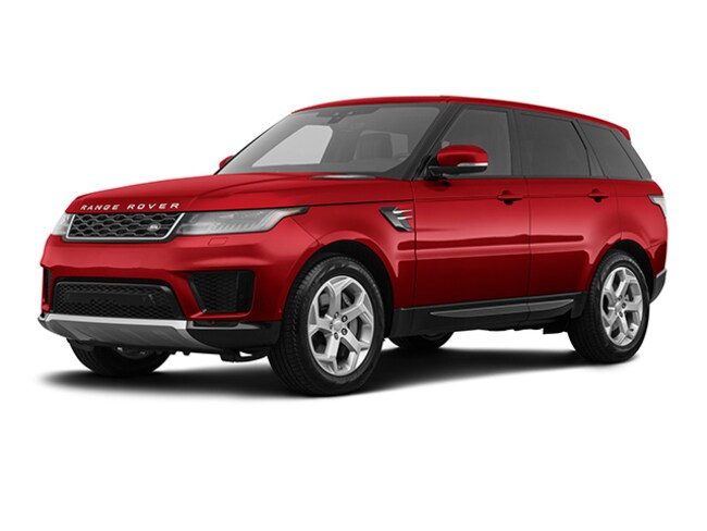 New 2020 Land Rover Range Rover Sport HSE AWD HSE MHEV  SUV For Sale Near Boston Massachusetts