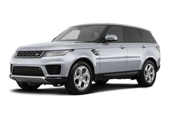 New 2020 Land Rover Range Rover Sport HSE SALWR2SU7LA719006 for sale in Scarborough, ME