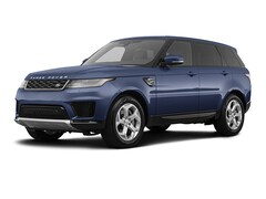 New 2020 Land Rover Range Rover Sport HSE SUV in Cape Cod, MA