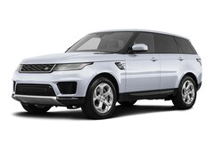 New 2020 Land Rover Range Rover Sport HSE SUV for sale in Houston