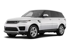 2020 Land Rover Range Rover Sport HSE PHEV Sport Utility