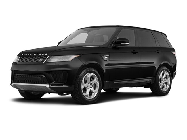 Used 2020 Land Rover Range Rover Sport HSE Sport Utility in Thousand Oaks, CA
