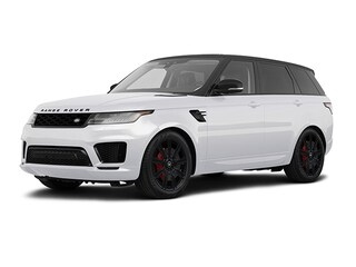 New Lincoln for sale 2020 Land Rover Range Rover Sport HST SUV in El Paso, TX