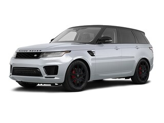 New 2020 Land Rover Range Rover Sport HST MHEV SUV for sale in Glenwood Springs, CO