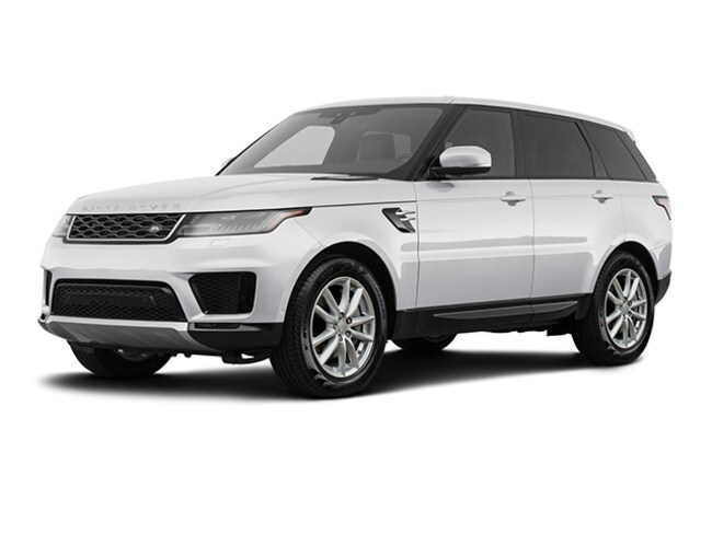 New 2020 Land Rover Range Rover Sport SE Sport Utility in Thousand Oaks, CA
