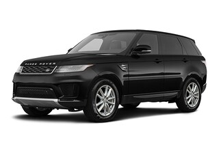 New 2020 Land Rover Range Rover Sport SE Sport Utility Sudbury MA