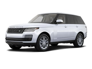 2020 Land Rover Range Rover SUV Yulong White Metallic