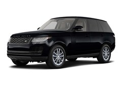 New 2020 Land Rover Range Rover Base SUV in Hanover, MA