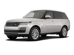 New 2020 Land Rover Range Rover HSE SUV for sale in Irondale