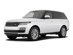 new 2020 Land Rover Range Rover HSE SUV near Savannah
