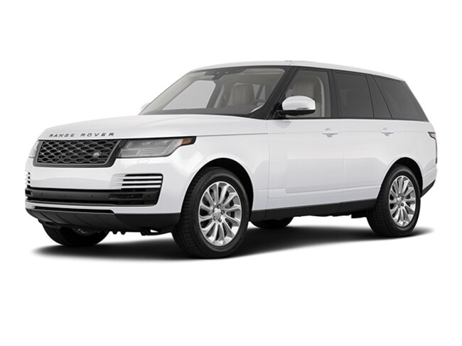 New 2020 Land Rover Range Rover HSE Sport Utility in Thousand Oaks, CA